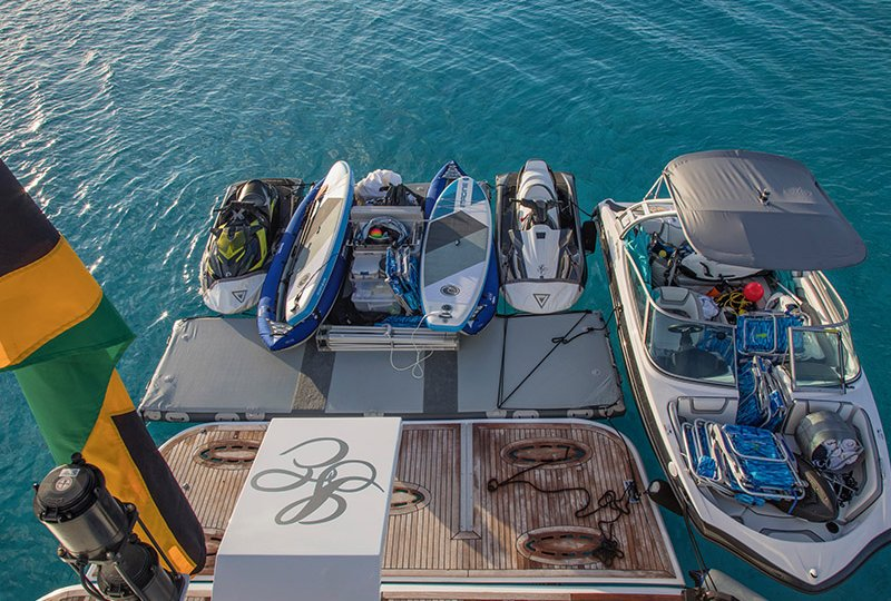 130' Christensen Sweet Escape in the Bahamas